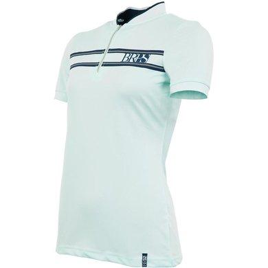 BR Poloshirt BRPS Lilo Bleached Aqua XS