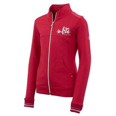 BR Sweatvest Ofelia 4-EH Kind Persian Red 140