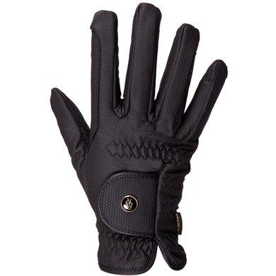 BR Riding Gloves Warm Durable Pro Black