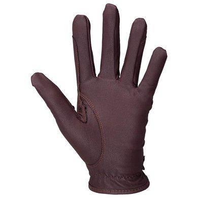 BR Rijhandschoen All Weather Pro Leather Feel Bruin