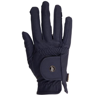 BR Rijhandschoen All Weather Pro Leather Feel Blauw