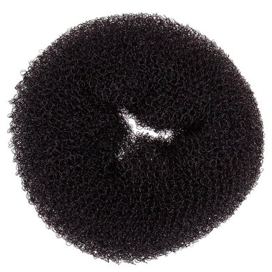 BR Knotring Extra Dik Synthetisch Doorsnee Zwart 9cm