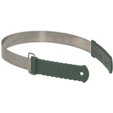 Agradi Sweat Scraper Long Metal with a Cartel