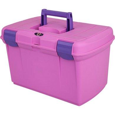 Agradi Putzbox Carlo Original Deckel Einsatz Rosa/Violett