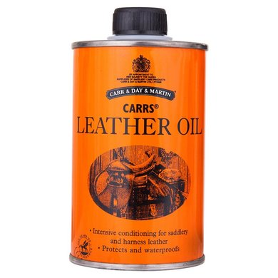Carr Day & Martin Leerolie Carrs Leather Oil 300ml