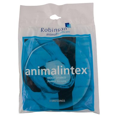 Robinson Animalintex Hoof Shaped