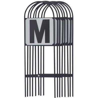 Premiere Manege Letters Set Black