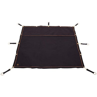 BR Staldoek Polyester 600D Zwart