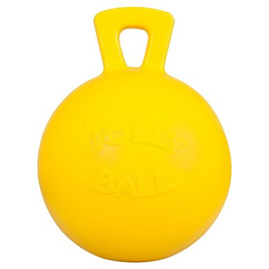 Jolly ball Speelbal Bananengeur Geel 10