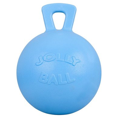 Jolly Ball Speelbal Bosbessengeur Lichtblauw 10