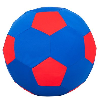 Jolly Ball Hoes voor Mega Ball Voetbal Blauw