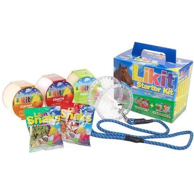 Likit Starter Kit Clear Glitter