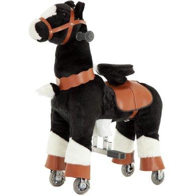 BR Speelgoedpaard Pebbels small 48cm Zwart S