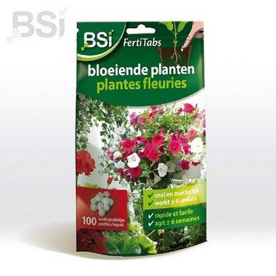 BSI Meststof Tabletten voor Bloeiende Planten 80 gr