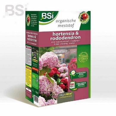 BSI Meststof Bio voor Hortensia's 4 kg
