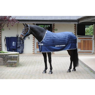 Bucas Select Quilt 300g Stay Dry Big Neck Navy