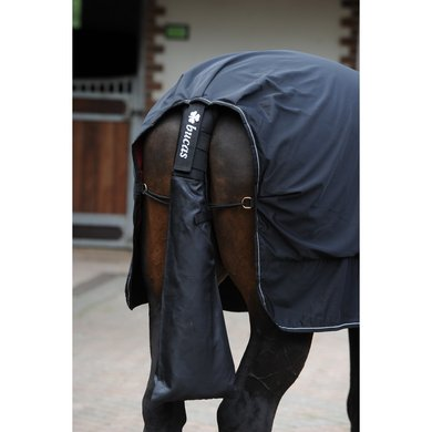 Bucas Tail Protector/Bag Black