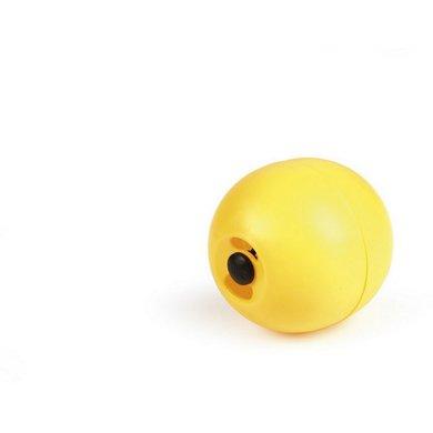 Beeztees Plastic Voederbal Chickenfun Geel Ø 75cm