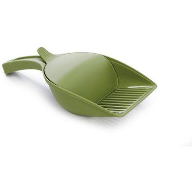 Stefanplast Kattenbakschep Twice Licht Groen 275x125cm