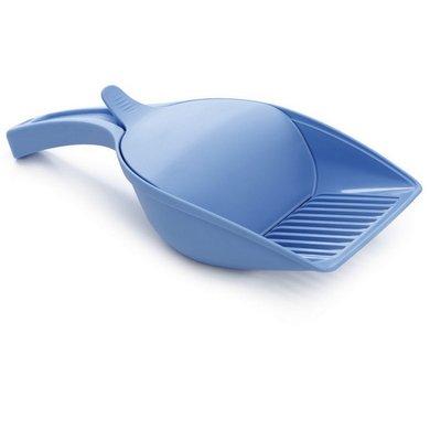 Stefanplast Kattenbakschep Twice Lichtblauw 275x125cm