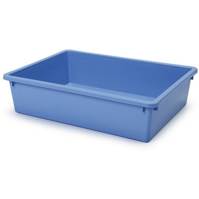 Stefanplast Kattenbak Tray 1 Lichtblauw 40x30x10cm