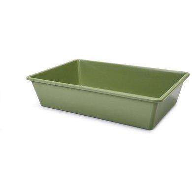Stefanplast Kattenbak Tray 2 Groen 50x35x12cm