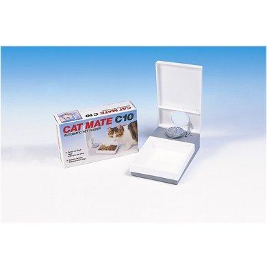 Cat Mate Voederautomaat C10 Wit