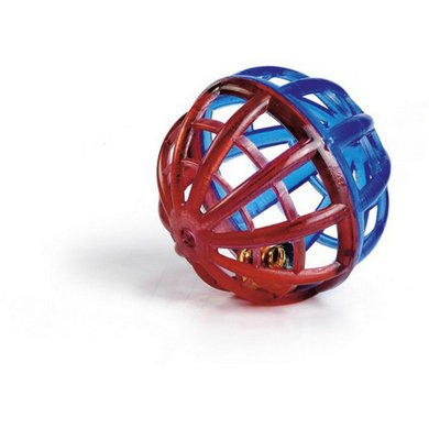 Beeztees Rasterball mit Glocke 4cm