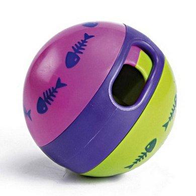 Beeztees Plastic Verstelbare Snackbal Voor Kat Catrino