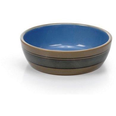 Beeztees Keramiknapf Blau 12,5cm 330ml