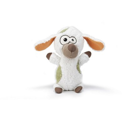 Beeztees Sheepskin Schaap Wolly 22cm