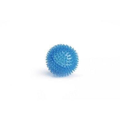 Beeztees TPR Igelball Blau 8cm