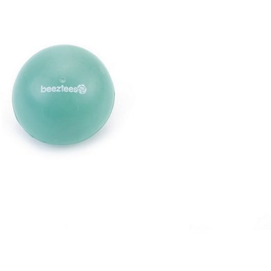 Beeztees Ball Rubber Solid Mint 5cm
