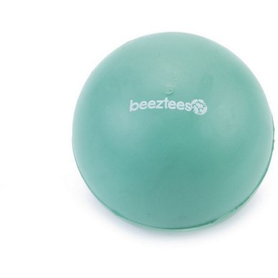 Beeztees Ball Rubber Solid Mint 9cm