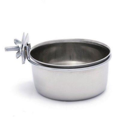 Beeztees Coop-Cup Acier inoxydable