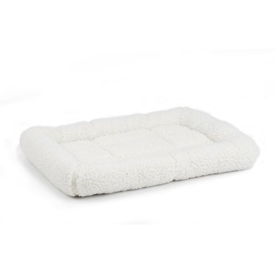 Beeztees Cushion Sheepskin White