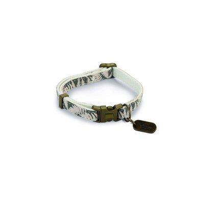 Beeztees Halsband Oribo beige 20-30x10