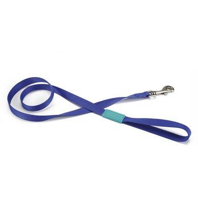 Beeztees Nylon Looplijn Uni Blauw 120cmx10mm