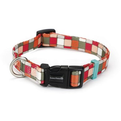 Beeztees Nylon Halsband Square