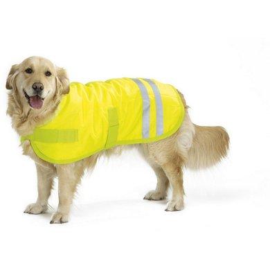 Hondenjas Teddie Reflecterend Geel