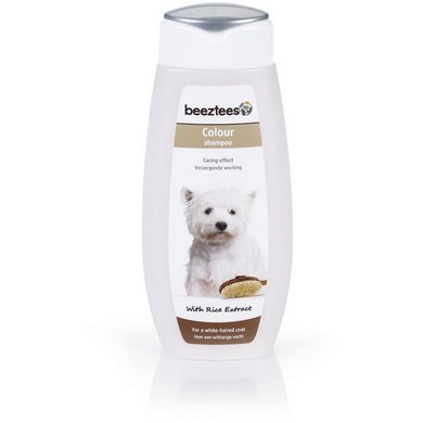 Beeztees Shampoo Dog Colour White 300ml