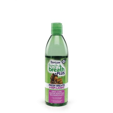 Tropiclean Water Add Plus Hip+joint 473ml