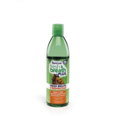 Tropiclean Water Add Plus Skin+coat 473ml