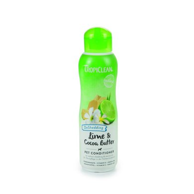 Tropiclean Lime Cocoa Butter Cond 355ml