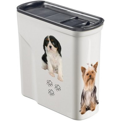 Curver Voedselcontainer Hond Wit