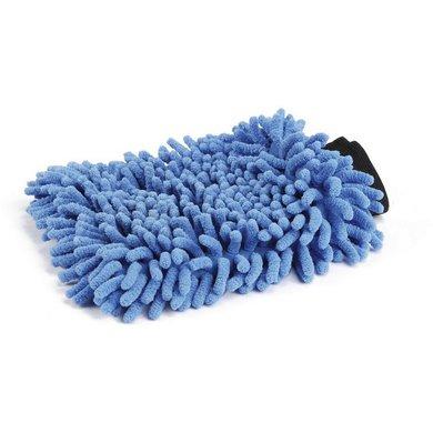 Beeztees Drooghandschoen Microvezel Blauw 20x15cm