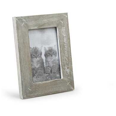 Designed by Lotte Photo Frame Cat 21x26cm