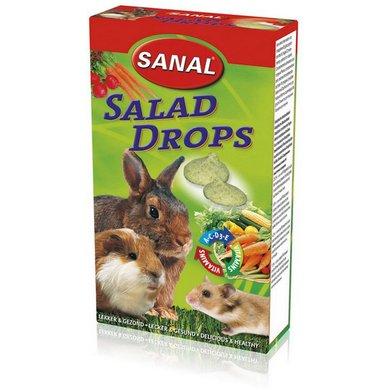 Sanal Salad Drops Knaagdier 45gr