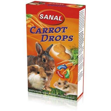 Sanal Carrot Drops 45g