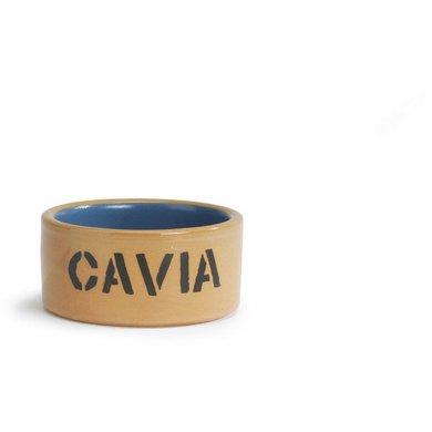 Beeztees Keramiek Caviabakje Cavia Beige Blauw